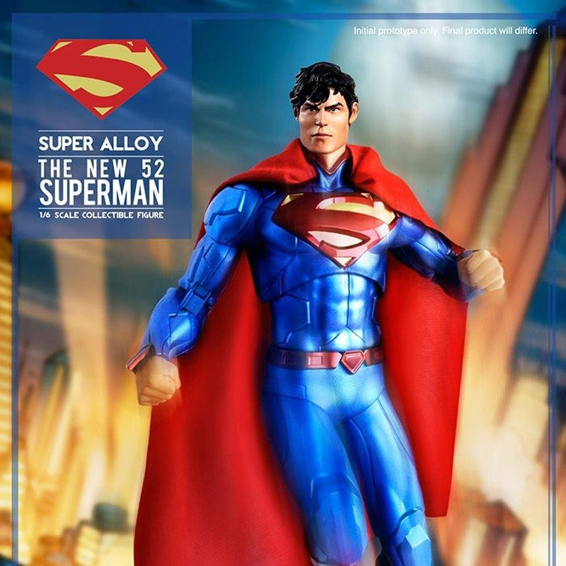 The New 52 Superman Event Exclusive Edition - 1/6 Scale Actionfigur