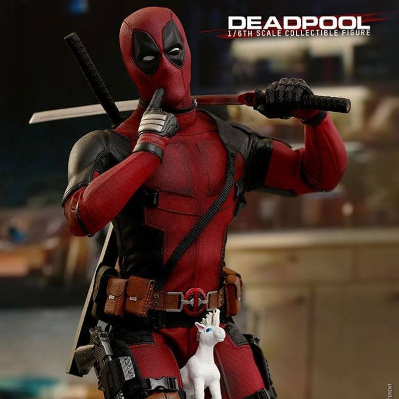 Deadpool - Deadpool 2 - 1/6 Scale Figur