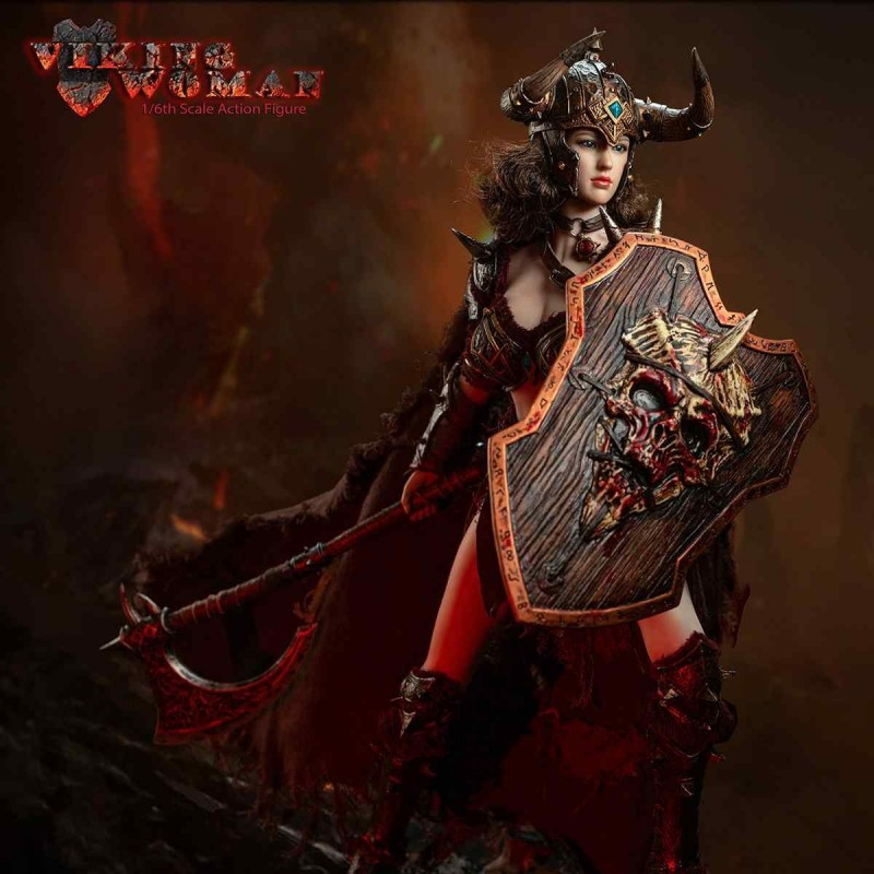 Viking Woman - 1/6 Scale Actionfigur