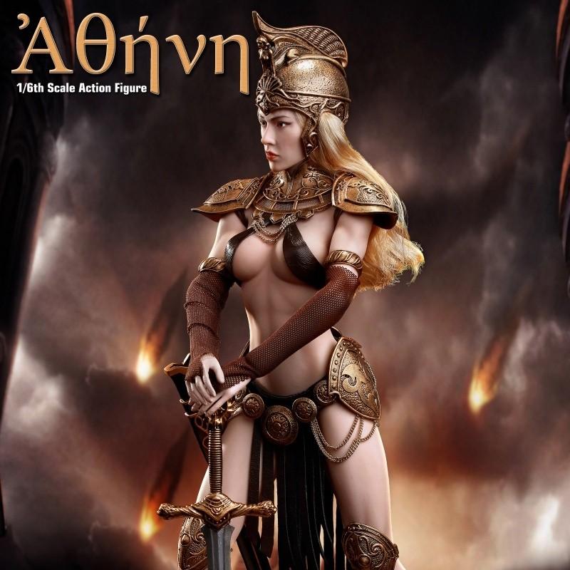 Athena - 1/6 Scale Actionfigur