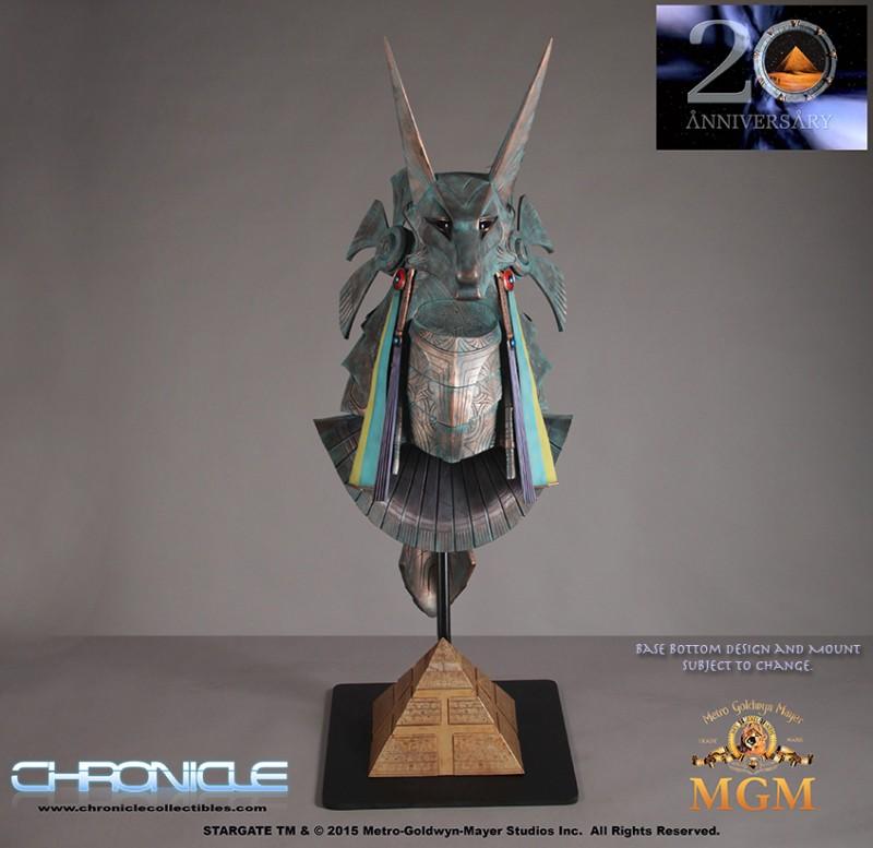 Anubis - Stargate - Lifesize Büste