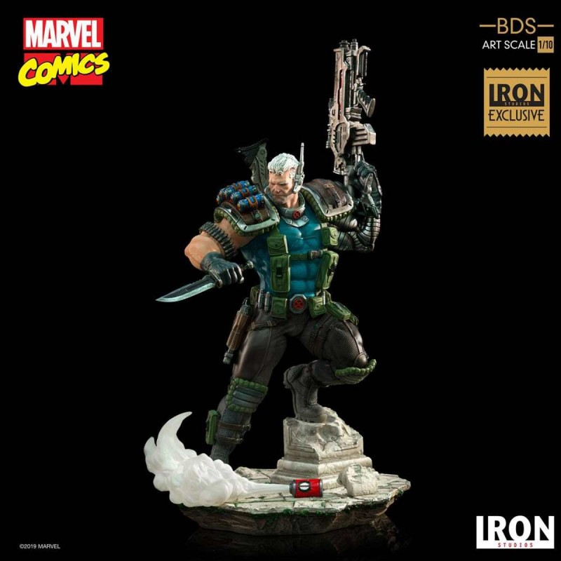 Cable (Event Exclusive) - Marvel Comics - Art 1/10 Scale Statue