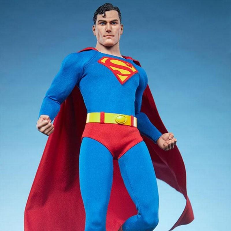 Superman - DC Comics - 1/6 Scale Action Figur