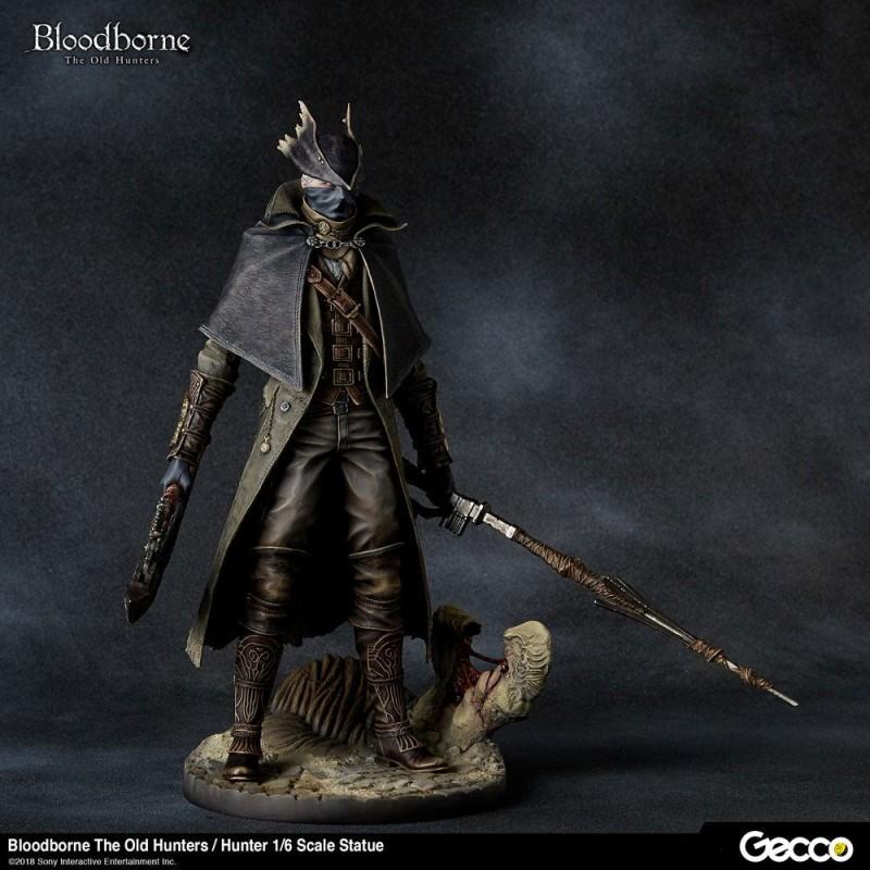 Hunter - Bloodborne: The Old Hunters - 1/6 Scale Statue