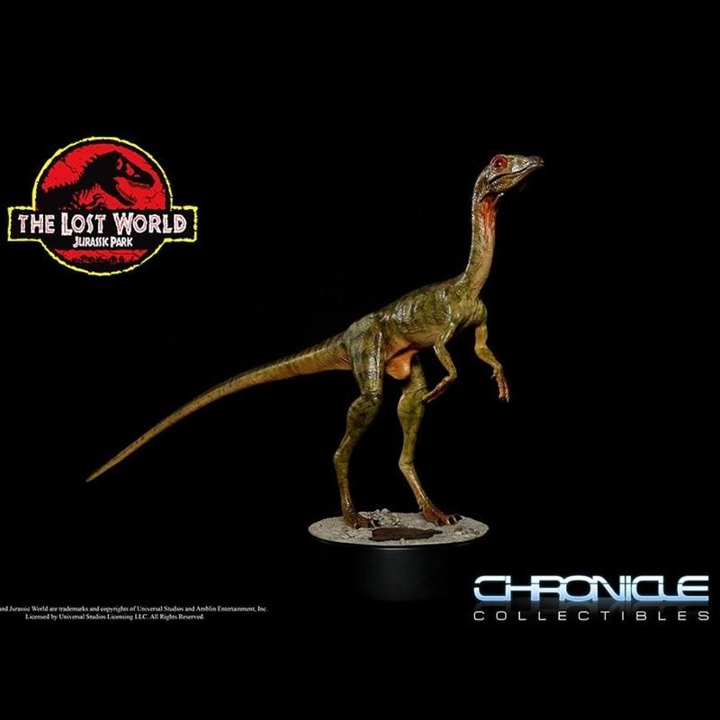 Compsognathus - Jurassic Park - 1/1 Maquette
