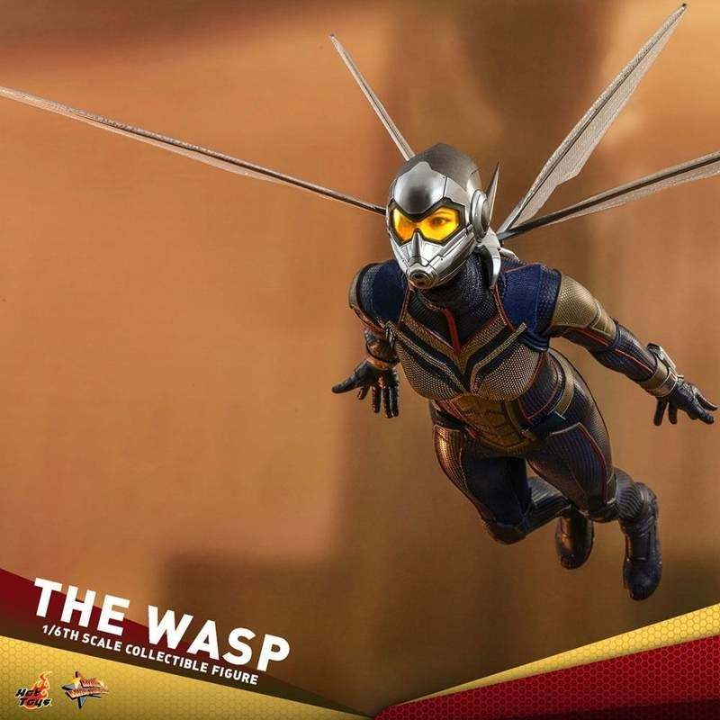 The Wasp - Ant-Man & The Wasp - 1/6 Scale Figur