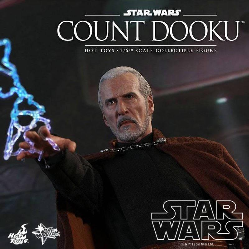 Count Dooku - Star Wars Episode II - 1/6 Scale Figur