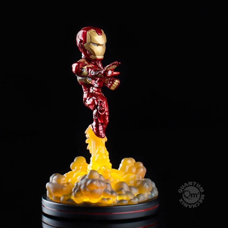Iron Man - Marvel Comics - Q-Figur 14cm