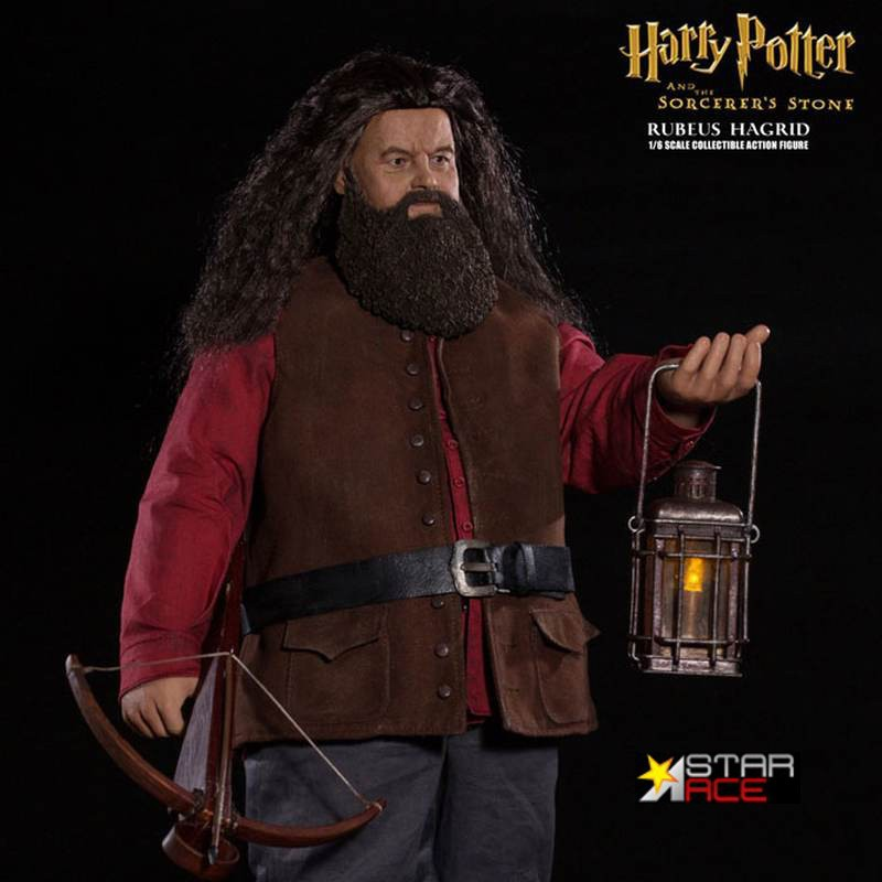 Rubeus Hagrid - Harry Potter - 1/6 Scale Figur