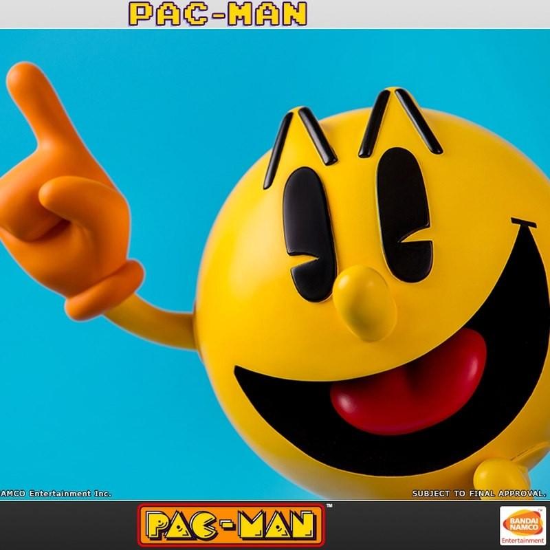 Pac-Man - Pac-Man - Polystone Statue