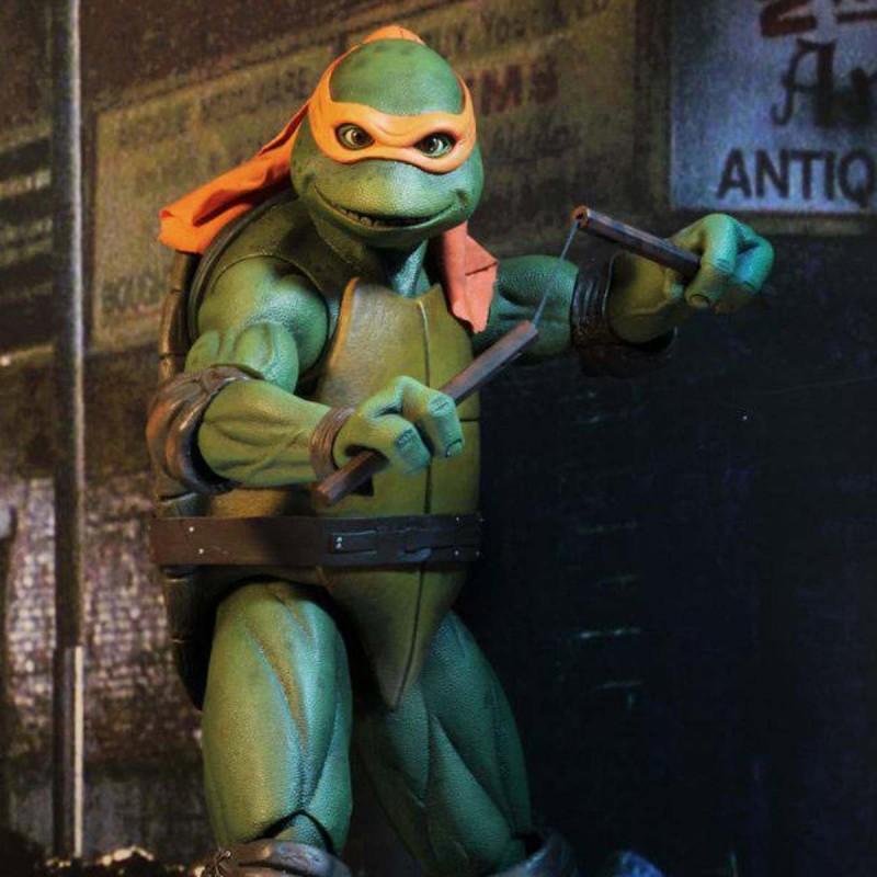 Michelangelo - Teenage Mutant Ninja Turtles - 1/4 Scale Actionfigur