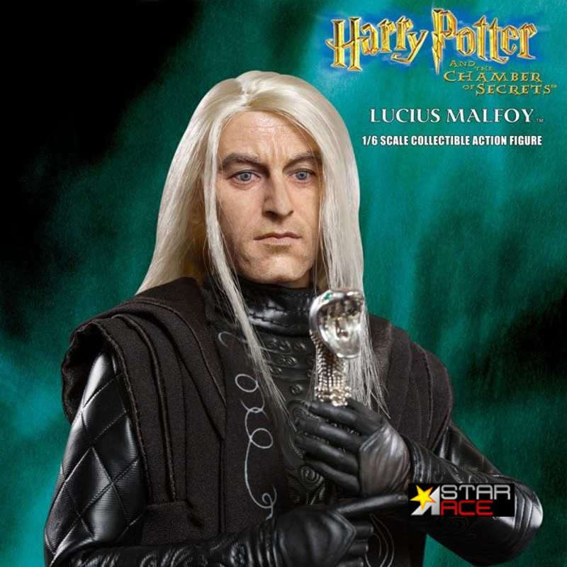Lucius Malfoy - Harry Potter - 1/6 Scale Actionfigur