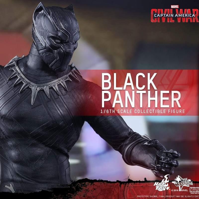 Black Panther - Civil War - 1/6 Scale Action Figur