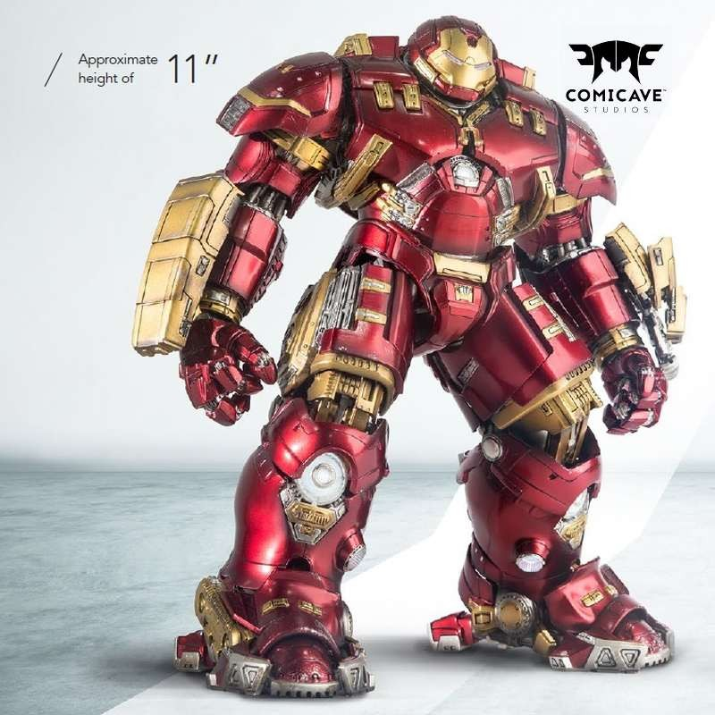 Hulkbuster - Avengers - 1/12 Scale Diecast Actionfigur