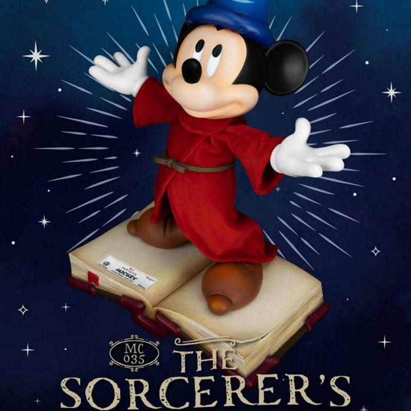 The Sorcerer's Apprentice - Fantasia - Master Craft Statue