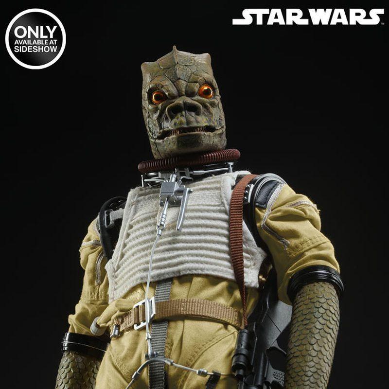 Bossk - Star Wars - 1/6 Scale Figur