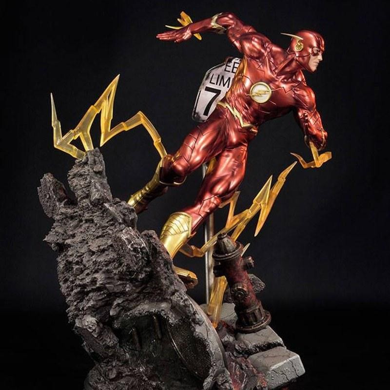 Flash New 52 - DC Comics - Polystone Statue