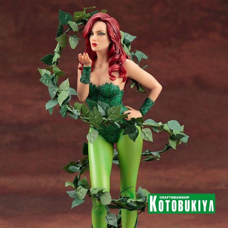 Poison Ivy Mad Lovers - DC Comics - ARTFX+ Statue
