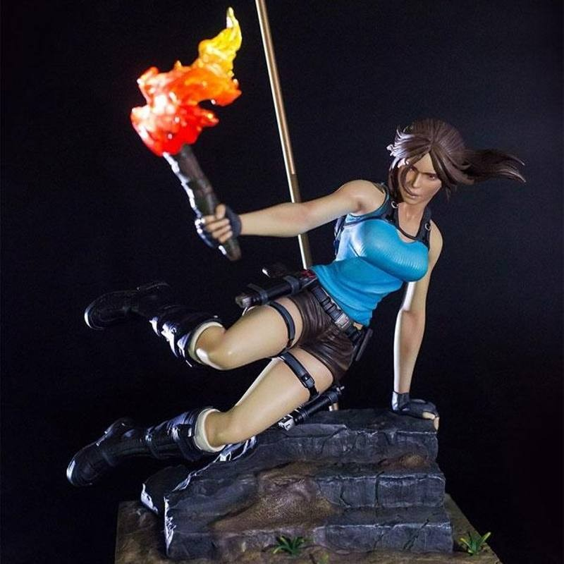 Lara Croft Regular Version - Tomb Raider Temple of Osiris - 1/6 Scale Statue