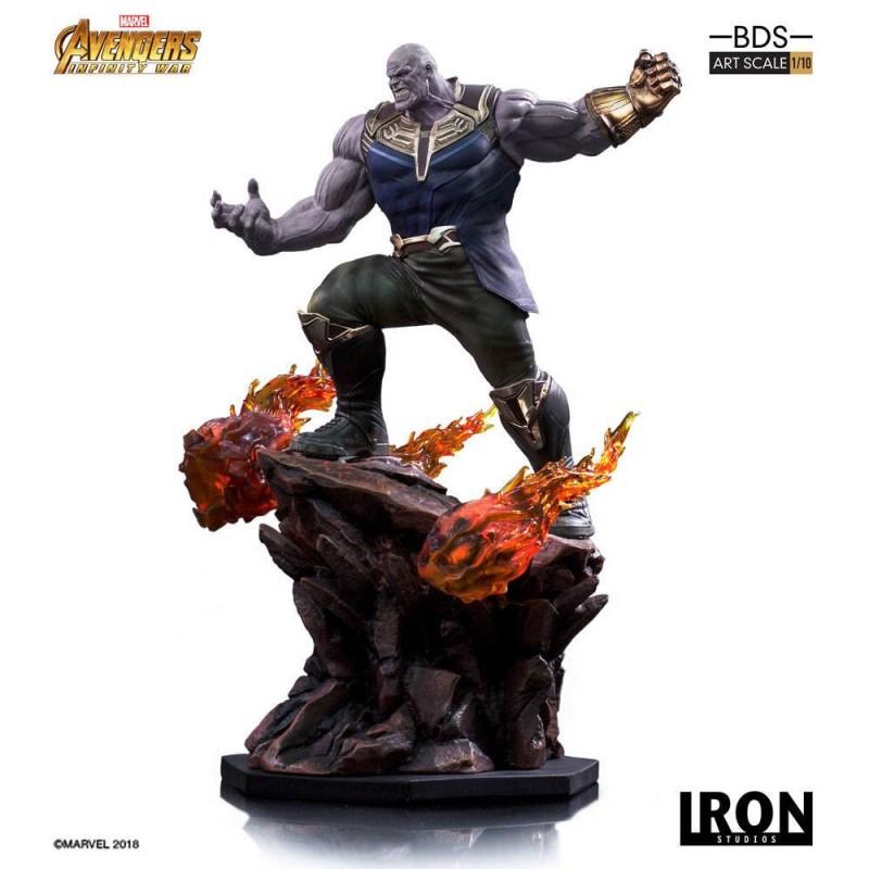 Thanos - Avengers Infinity War - BDS Art 1/10 Scale Statue