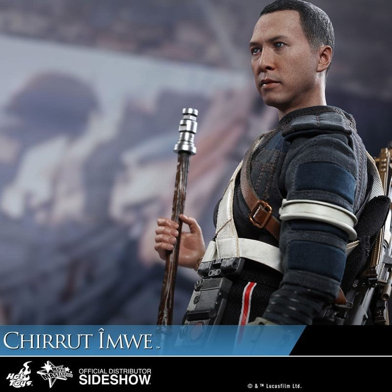 Chirrut Imwe - Rogue One: A Star Wars Story - 1/6 Scale Figur
