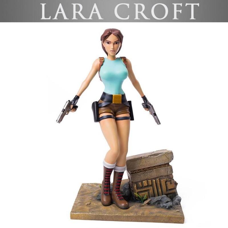 Lara Croft Regular Version - Tomb Raider 20th Anniversary Series - 1/6 Scale Statue