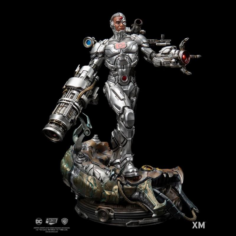 Cyborg - DC Comics - 1/6 Scale Premium Statue