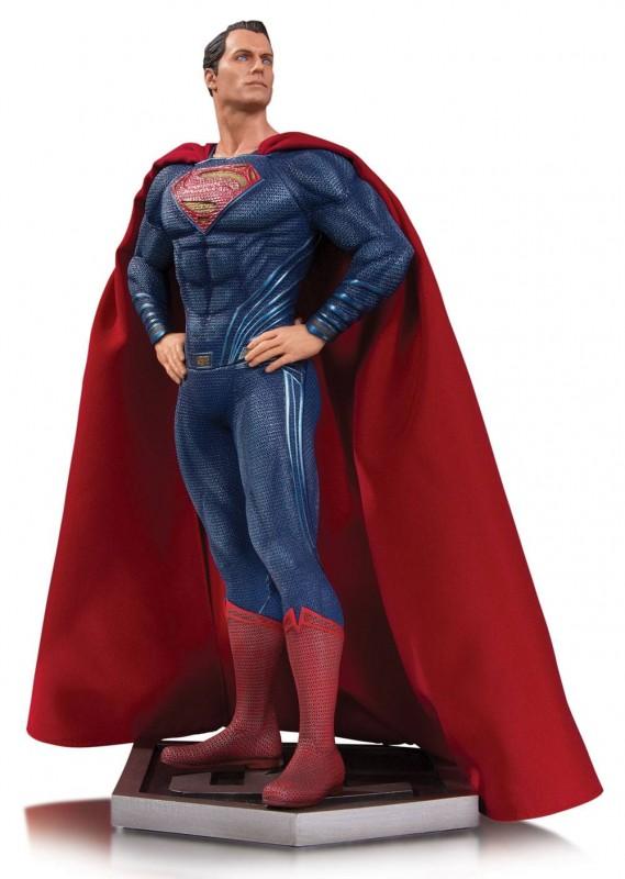 Superman - Justice League - Resin Statue