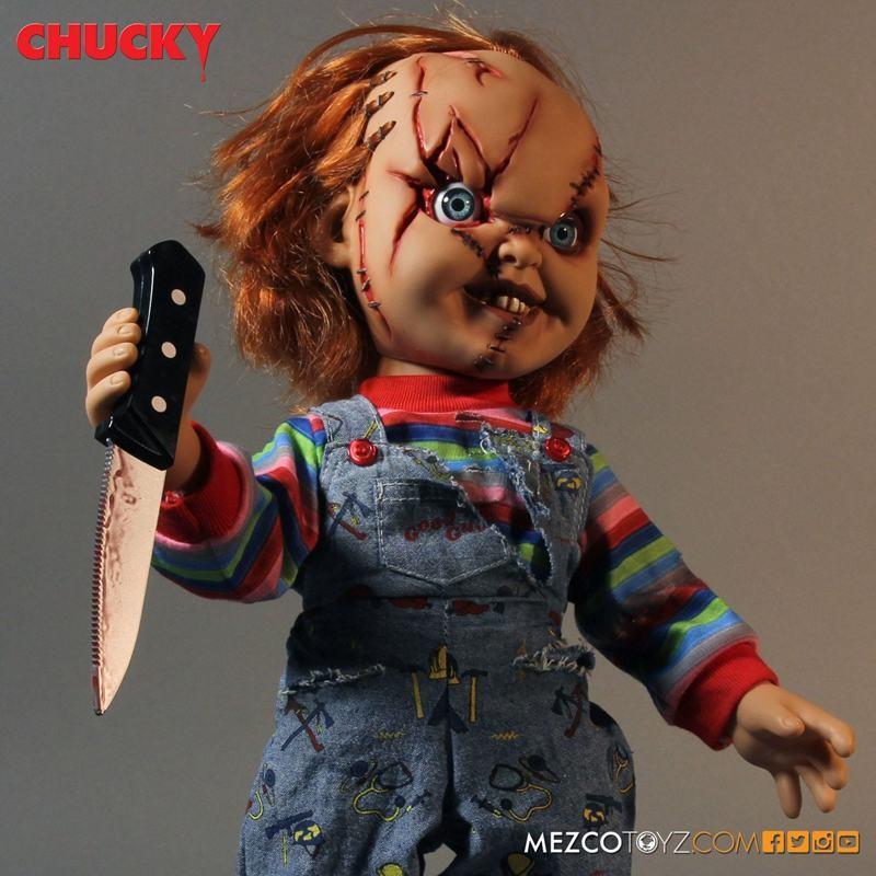 Chucky - Chucky Die Mörderpuppe - Puppe 38cm