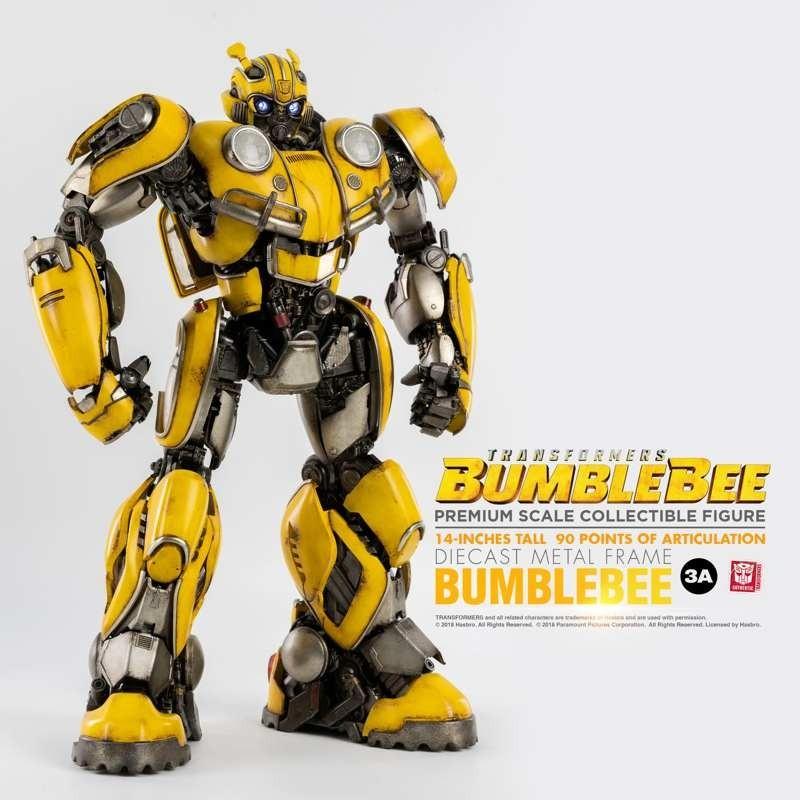 Bumblebee - Bumblebee - Premium Scale Actionfigur