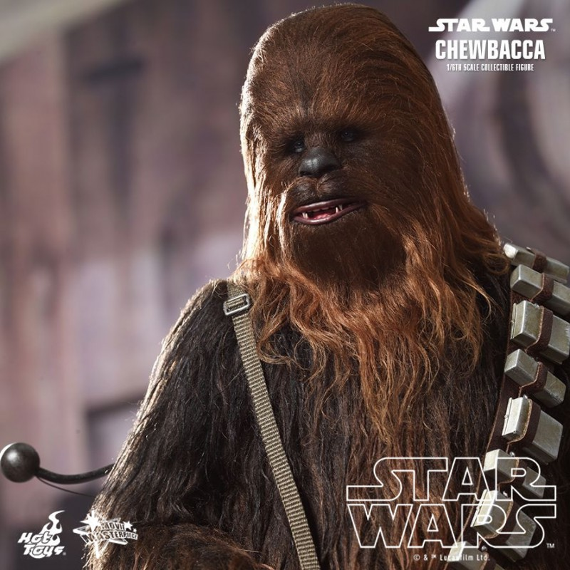 Chewbacca - Star Wars - 1/6 Scale Action Figur