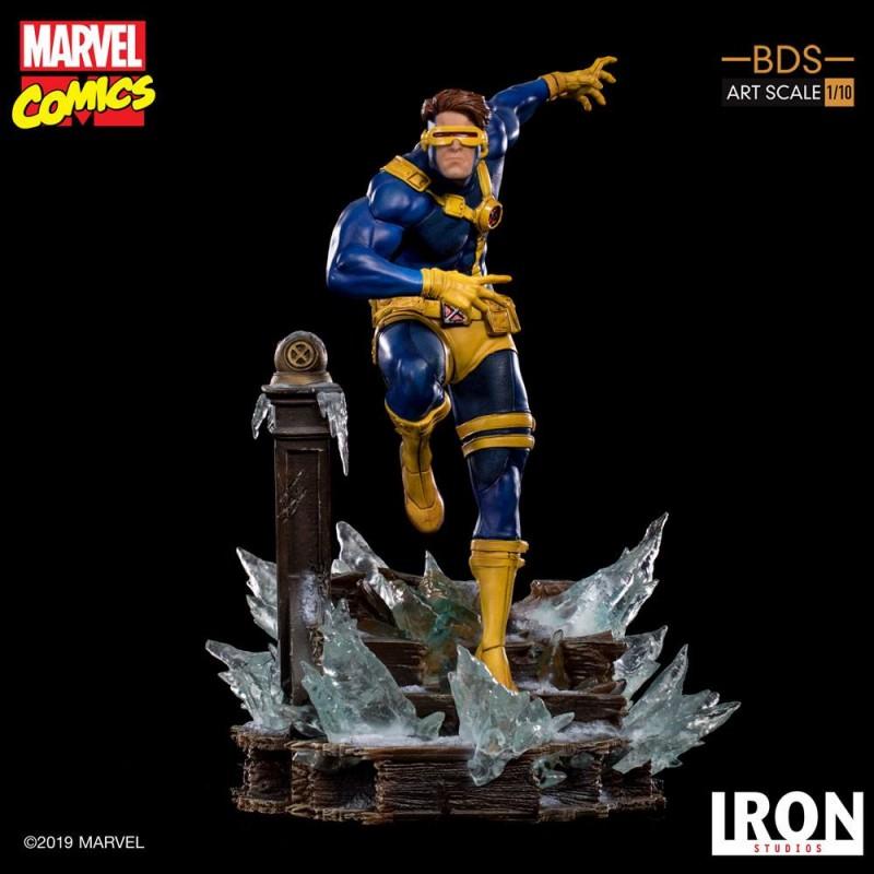 Cyclops - Marvel Comics - 1/10 BDS Art Scale Statue