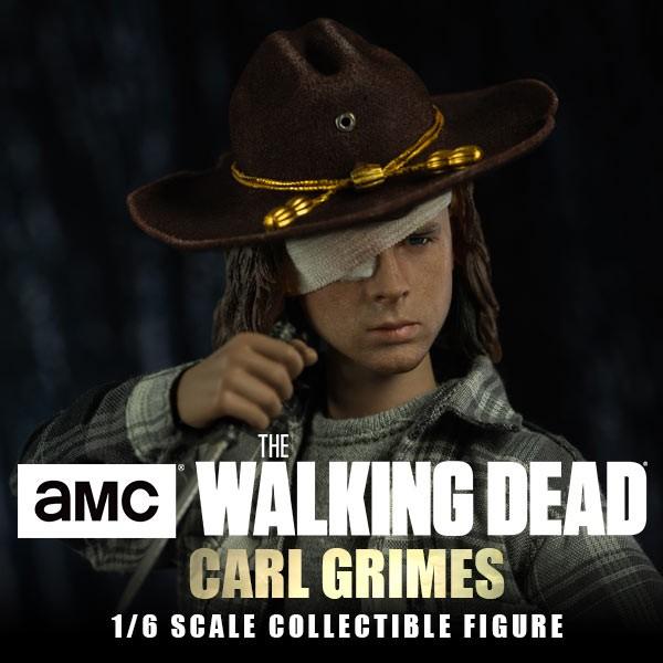 Carl Grimes - The Walking Dead - 1/6 Scale Figur