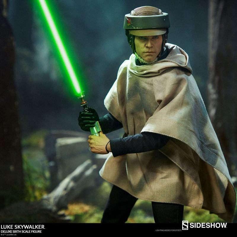 Luke Skywalker Deluxe - Star Wars Episode VI - 1/6 Scale Figur