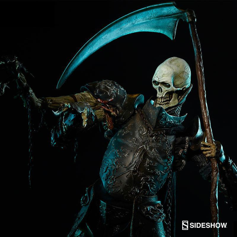 Exalted Reaper General - Legendary Scale Statue