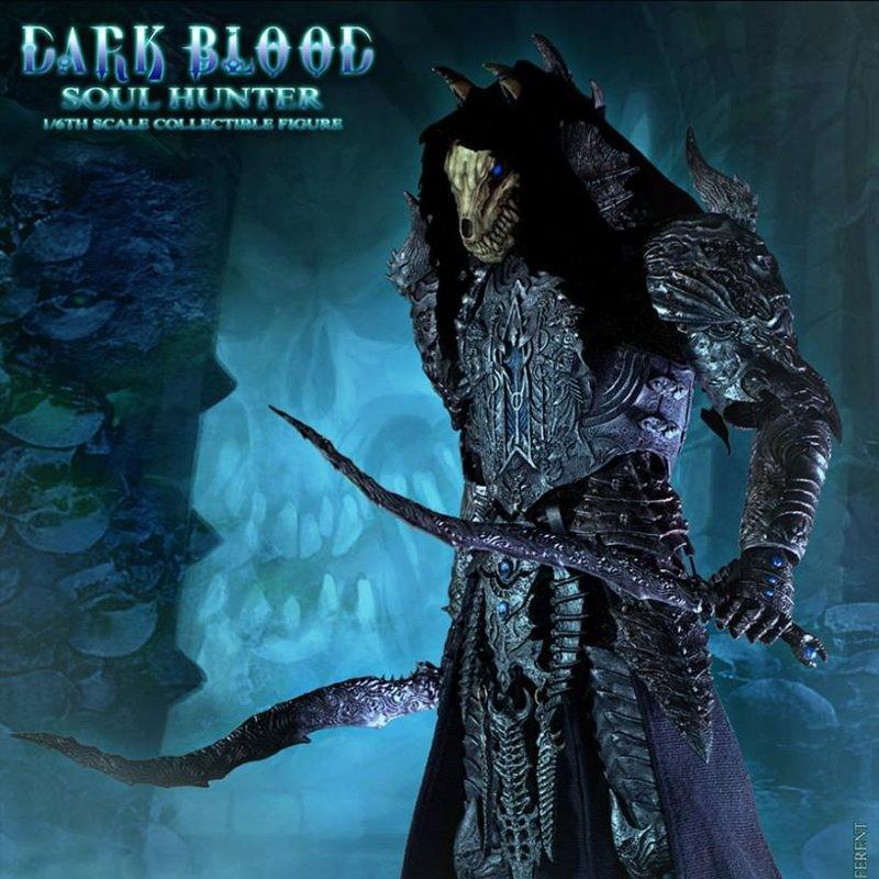 Soul Hunter - Dark Blood - 1/6 Scale Actionfigur