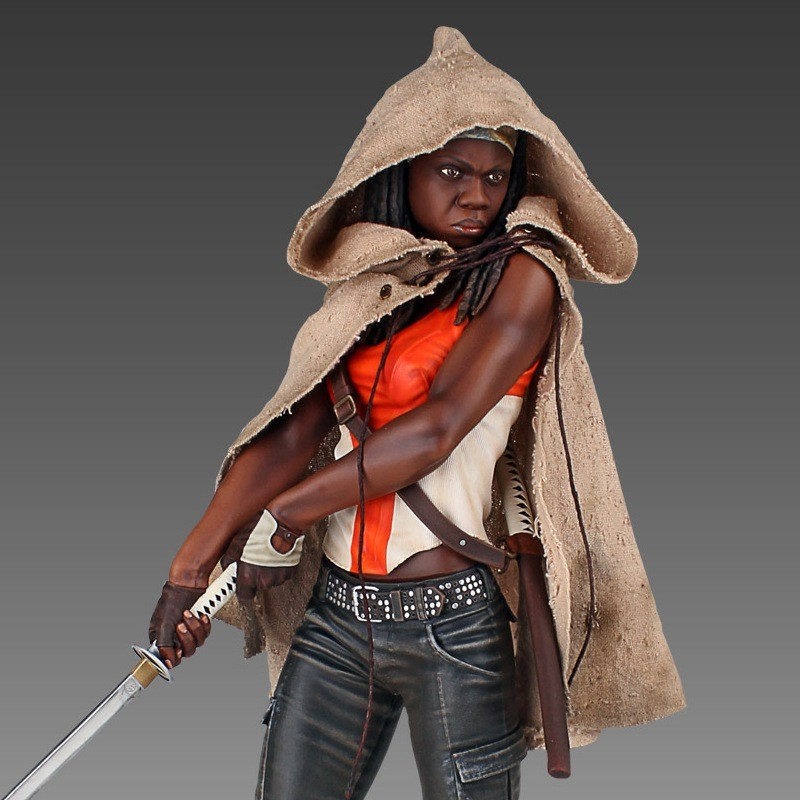 Michonne - The Walking Dead - 1/4 Scale Statue