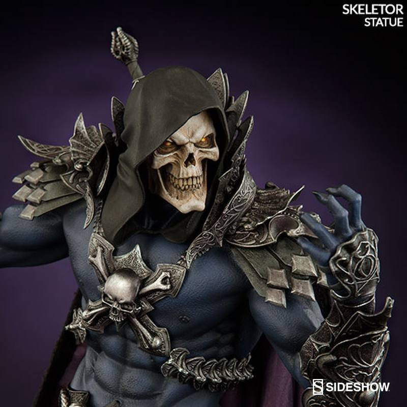 Skeletor - Masters of the Universe - 1/5 Scale Statue