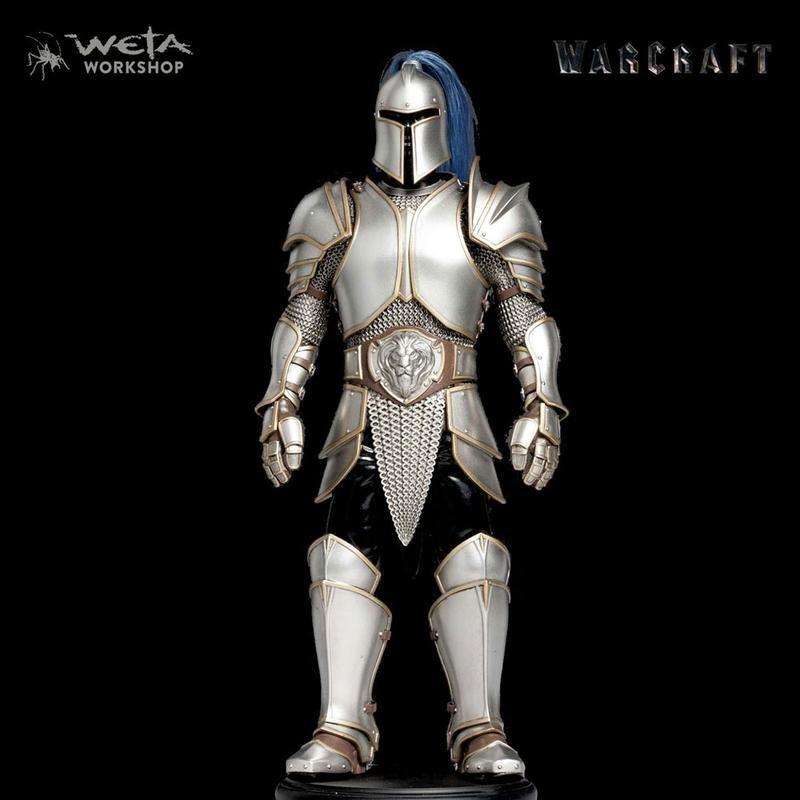 Fusssoldat Rüstung - Warcraft - 1/6 Scale Statue