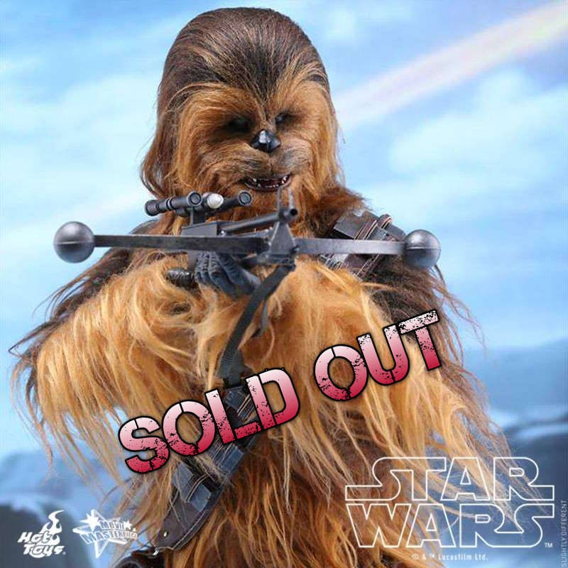 Chewbacca - Star Wars Episode VII - 1/6 Scale Figur