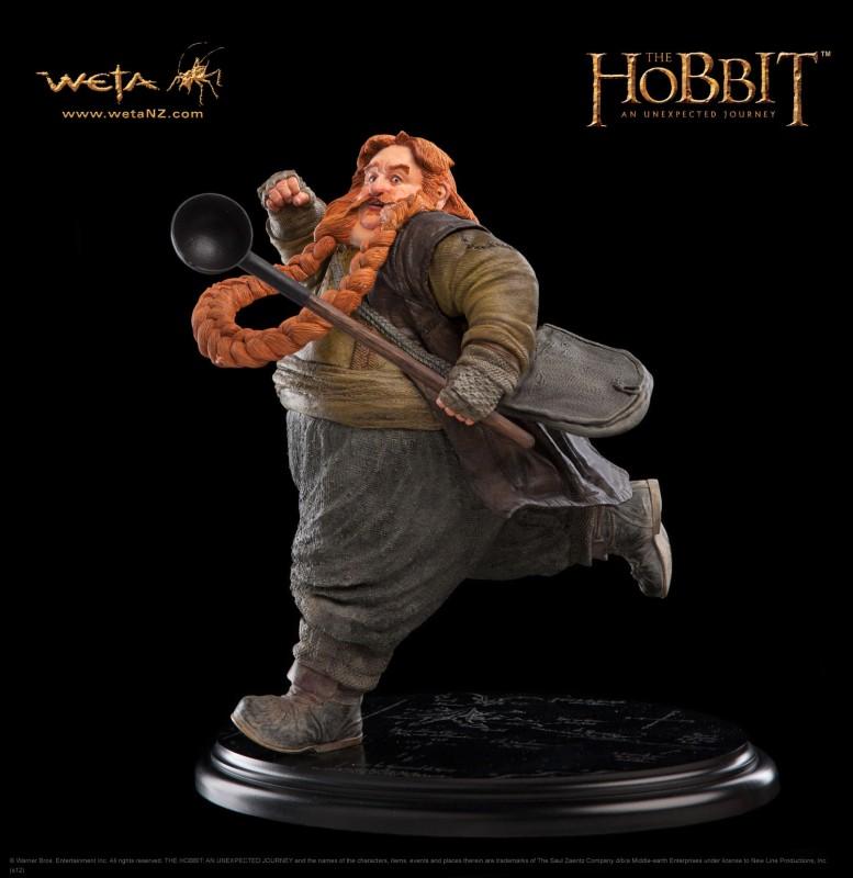 Bombur the Dwarf - Der Hobbit - 1/6 Scale Statue
