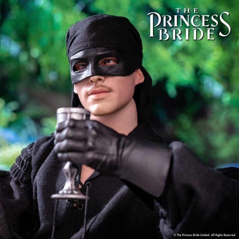 Westley/Dread Pirate Roberts - Die Braut des Prinzen - 1/6 Scale Figur