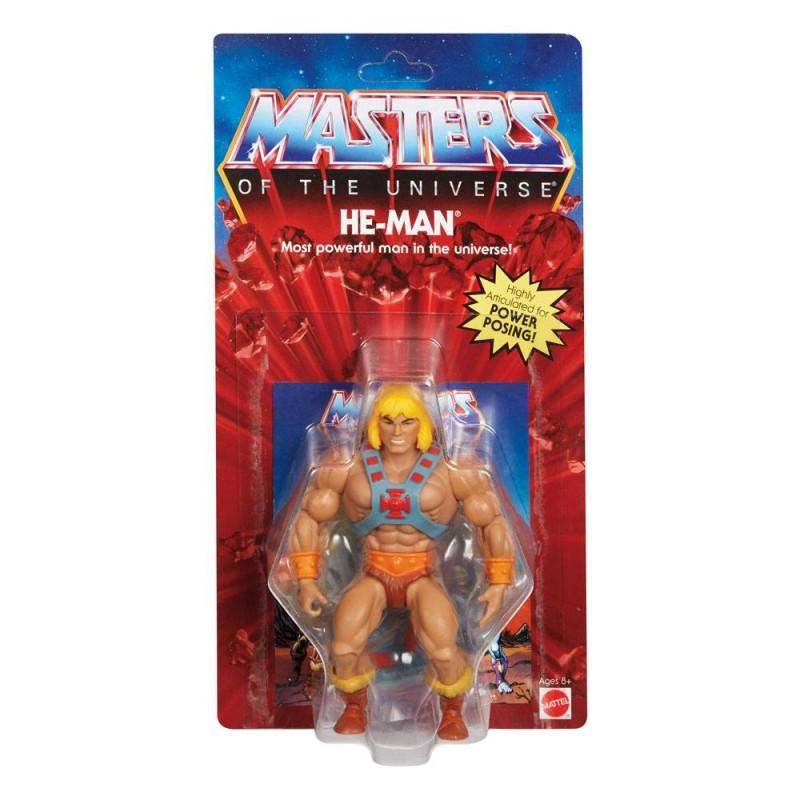 He-Man - Masters of the Universe Origins - Actionfigur 14cm