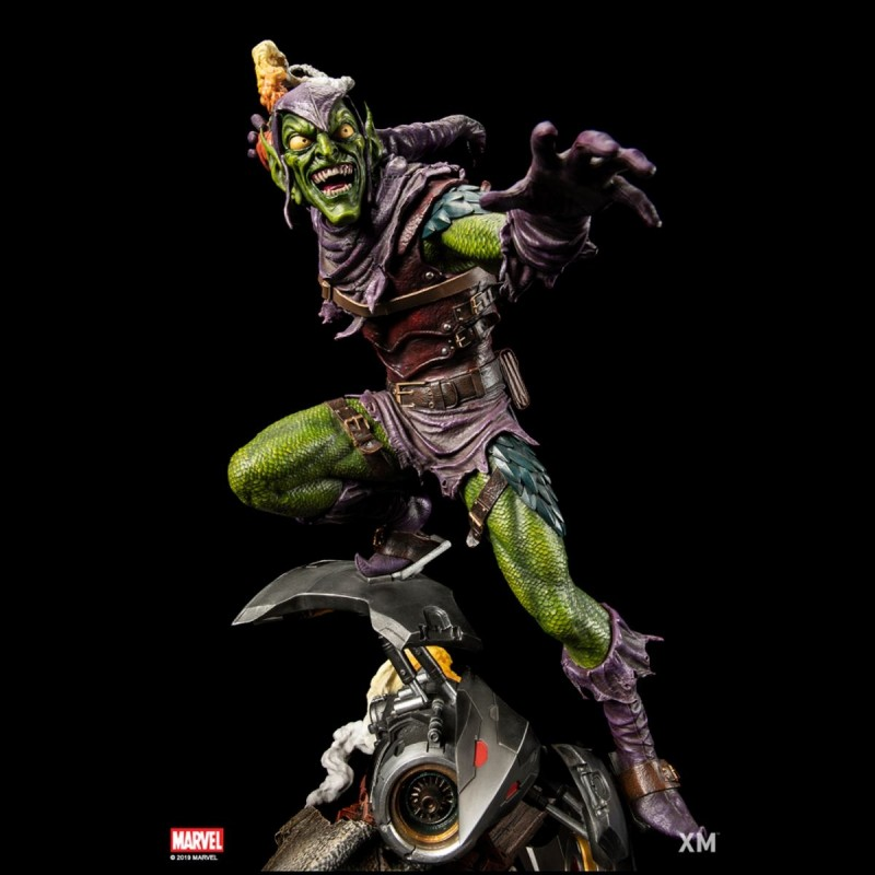 Green Goblin - Marvel Comics - 1/4 Scale Premium Statue