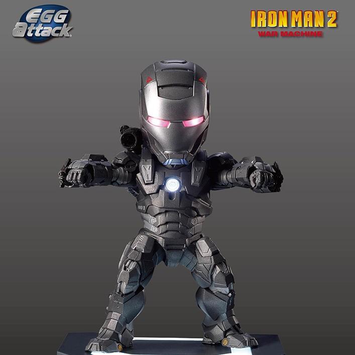 Warmachine - Iron Man - Egg Attack Figur