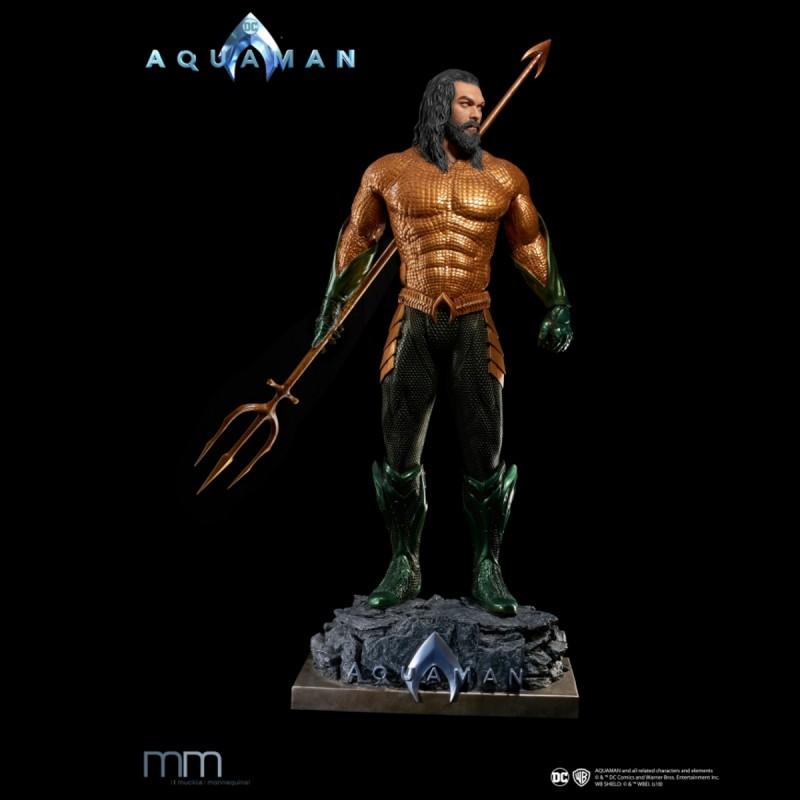 Aquaman - Aquaman - Life-Size Statue