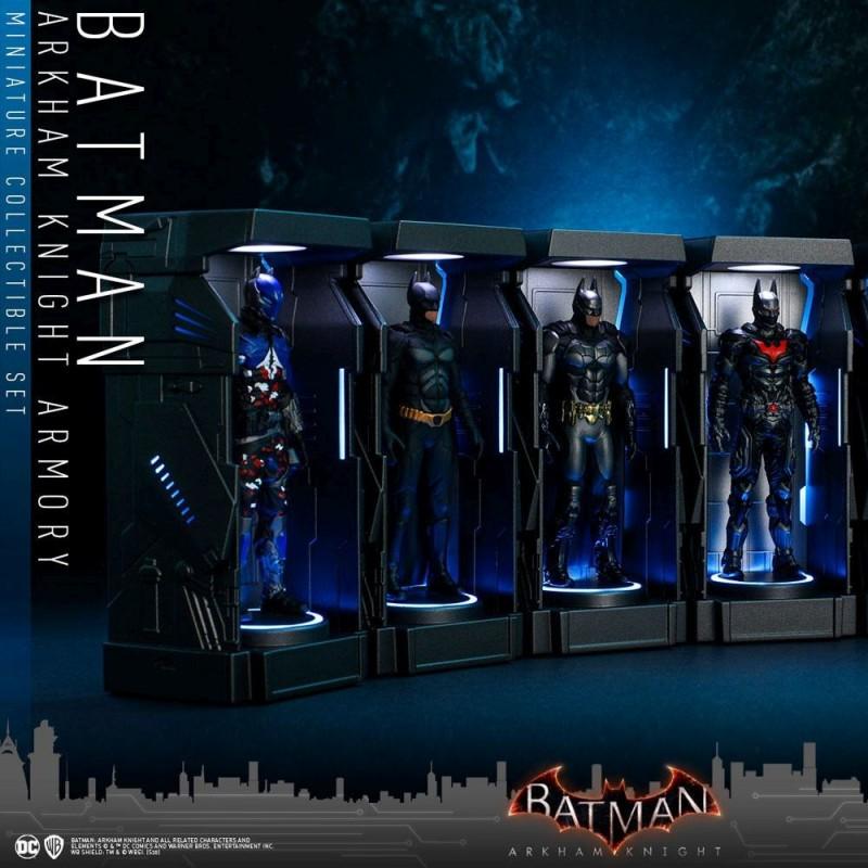 Armory - Batman: Arkham Knight - Miniaturen Diorama Set