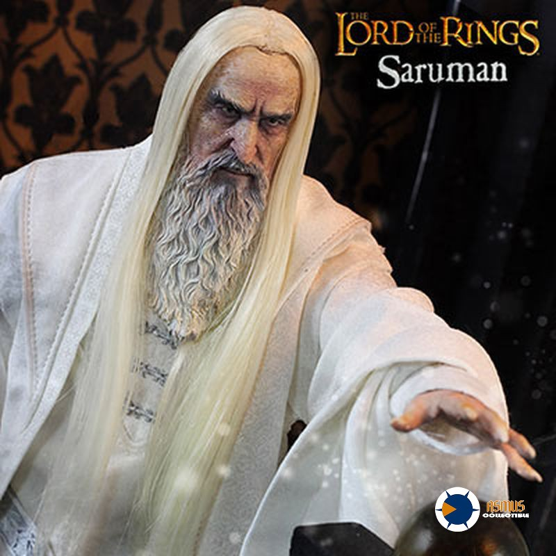 Saruman - Herr der Ringe - 1/6 Scale Actionfigur