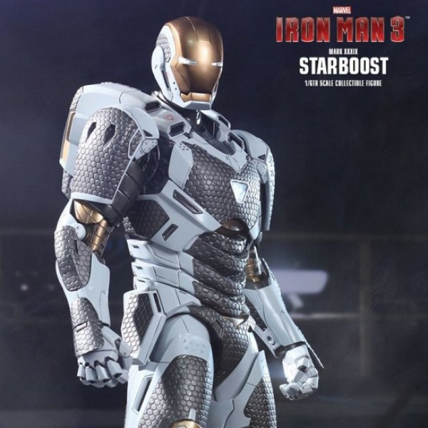 Starboost Mark XXXIX - Iron Man 3 - 1/6 Scale Figur
