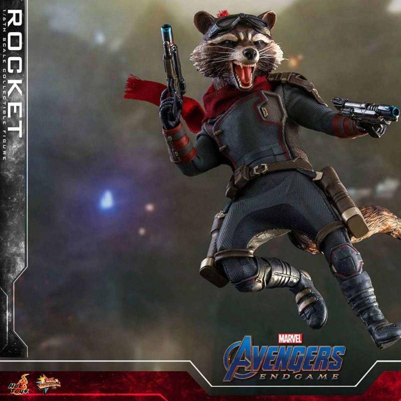 Rocket - Avengers: Endgame - 1/6 Scale Figur